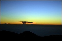 sunrise at haleakala 4