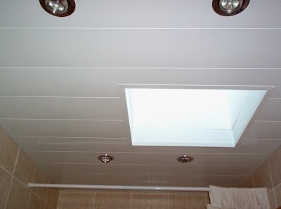Falsos techos de aluminio Zaragoza