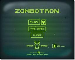 Zombotron web game image 1
