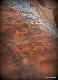 More petroglyths