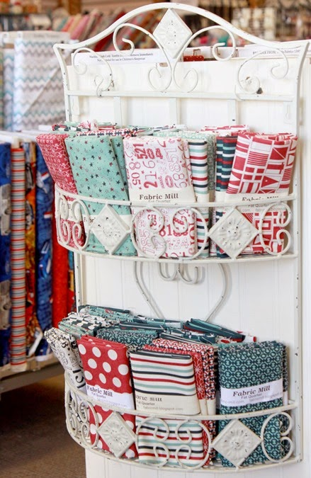 Boat House fat quarters