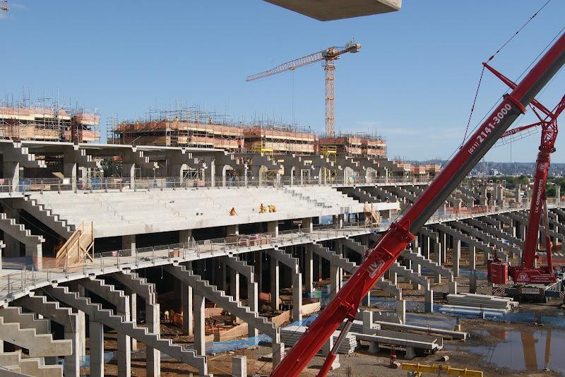 Construção da Arena gremista [53%] 497420812