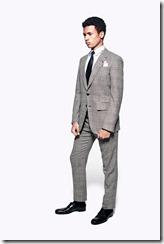 Alexander McQueen Menswear Fall 2012 14