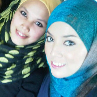 gambar shila amzah bertudung berhijab