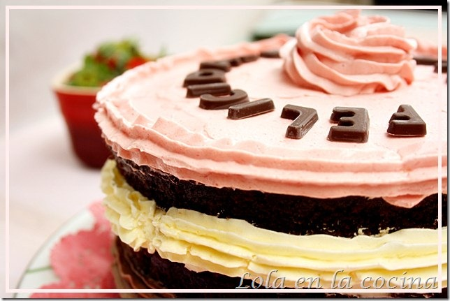 tarta chocolate buttercream 5