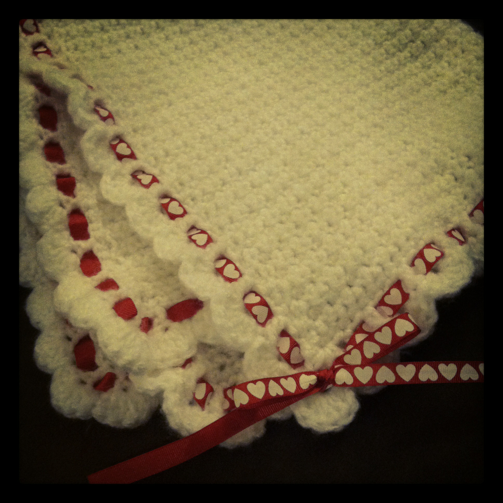 Finished Tiramisu Blanket