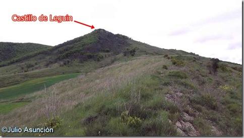 Castillo de Leguin - Valle de Izagaondoa - Navarra