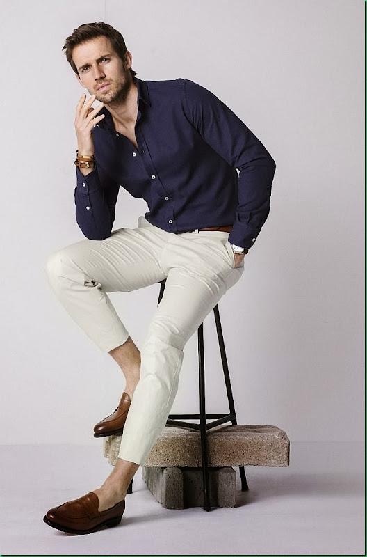 Andrew Cooper for Massimo Dutti