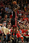 lebron james nba 130510 mia at chi 01 game 3 Heat Outlast Bulls in Physical Game 3 to Lead the Series 2 1