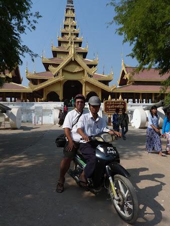 Palatul Regal Mandalay