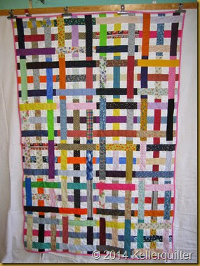 Quilt161-Simply Woven