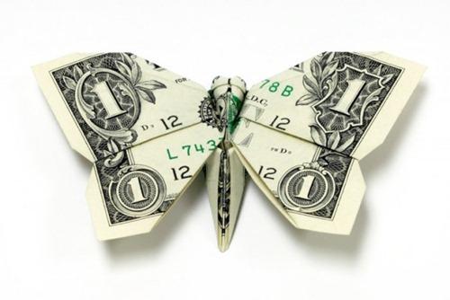 Origami de dinheiro 04