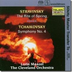 Stravinsky Consagracion Maazel