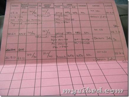 checkup hamil 3
