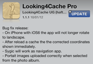Looking4Cache Pro version 1.1.1