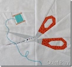 Lara's scissors