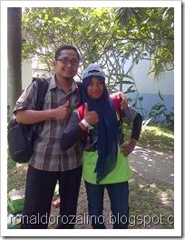 Bersama Siswa Kreatif, Peserta  Festival Lomba Seni Siswa Nasional, FLS2N dari Riau (7)