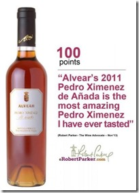 alvear-100-parker-points