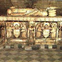 92 - Sepulcro del Cardenal Cervantes en la Catedral de Sevilla