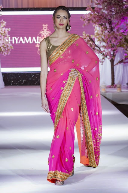 Shymal & Bhumika at Think Pink By EBH Cancer Ball 2014