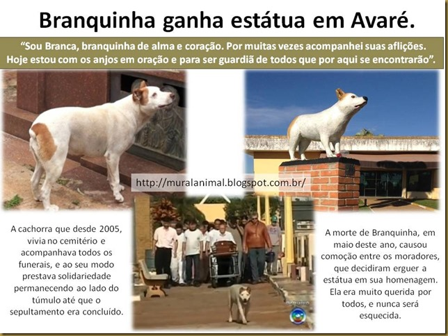 Branquinha_estatua