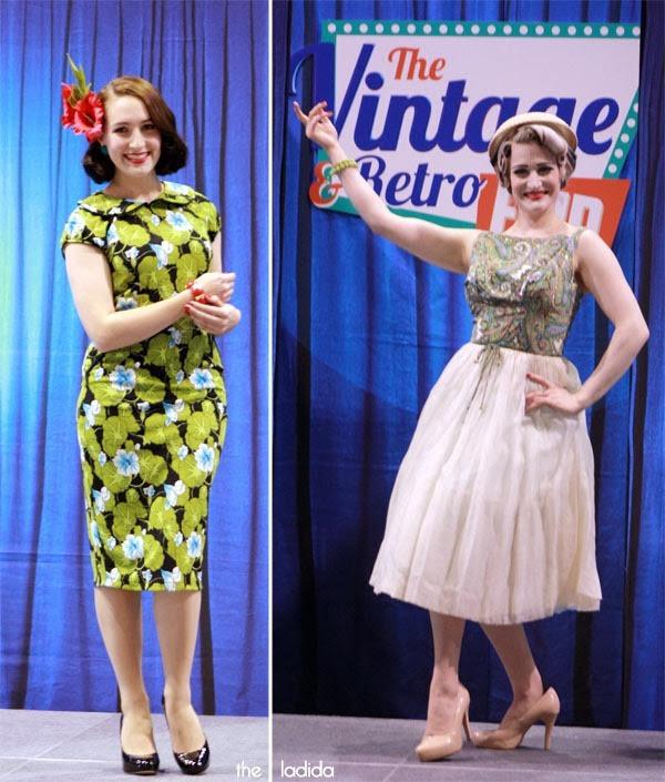 Vintage & Retro Fair Sydney 2013 - Nora Finds - Vintage Fashion Show (4)