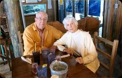 Bill and Lynn (8-19-61)