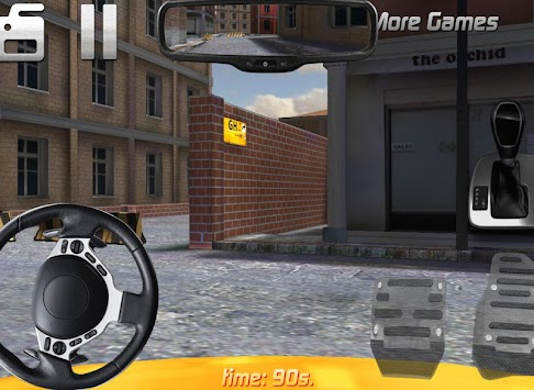 pizza delivery parking  hd apk