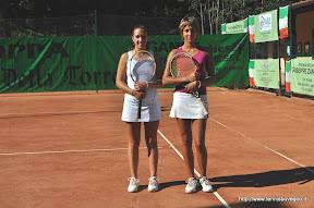 Lara Albini e Natalia Orlini