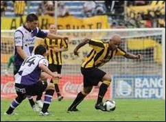 Peñarol vs Fénix