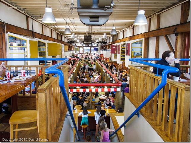 Public Market food hall