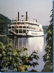 9389 Nashville, Tennessee - General Jackson Showboat Dinner Cruise