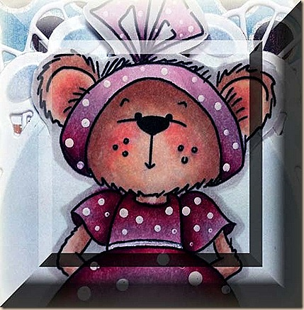Sassy Cheryl's Peyton Bear