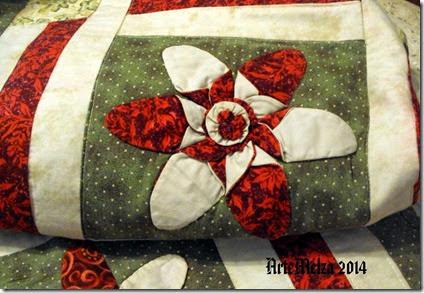 artemelza - patchwork flor