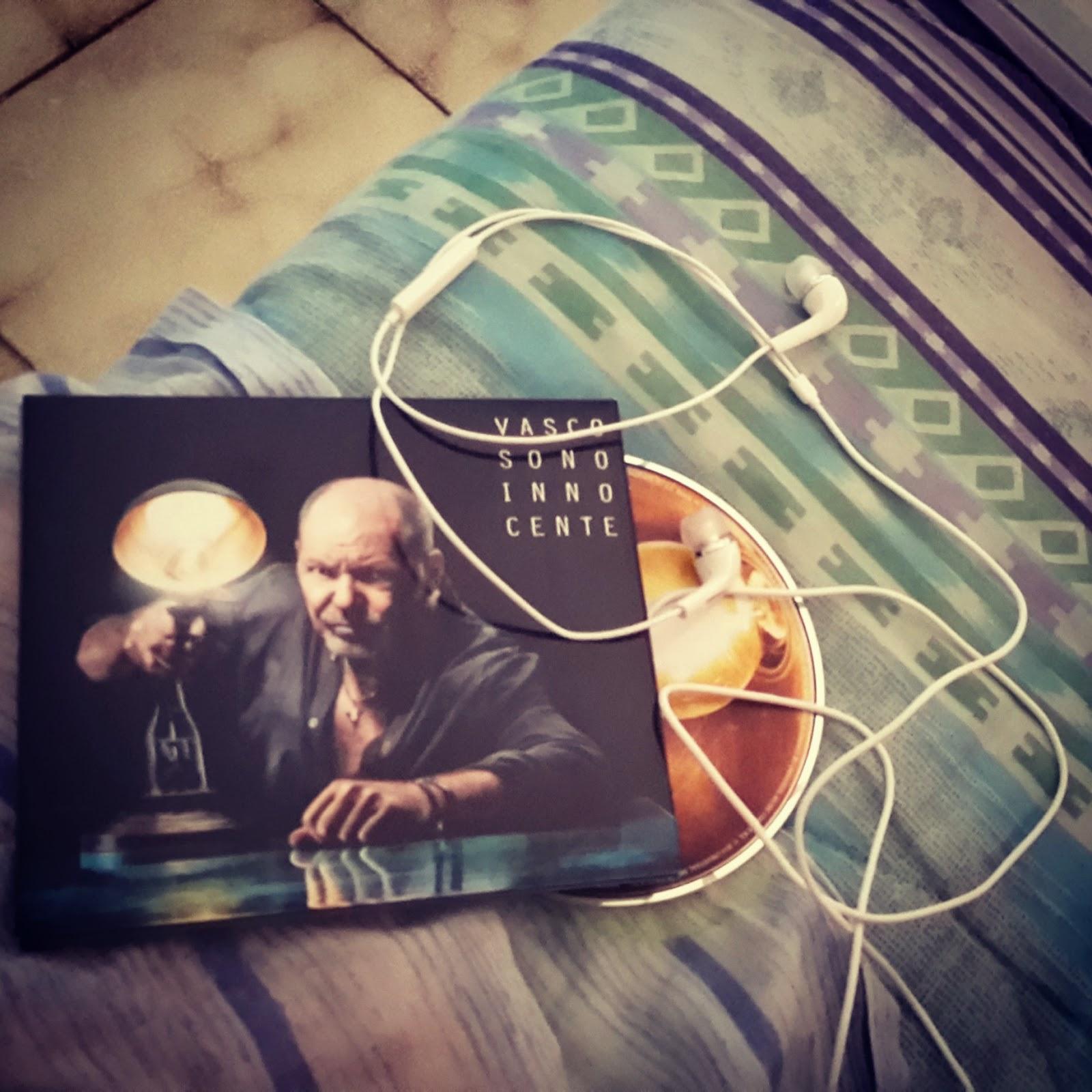 """Nuovo Album Di Vasco Rossi: Vasco, Live Kom 15: Vasco Rossi: Il Nuovo Album """"Sono"""