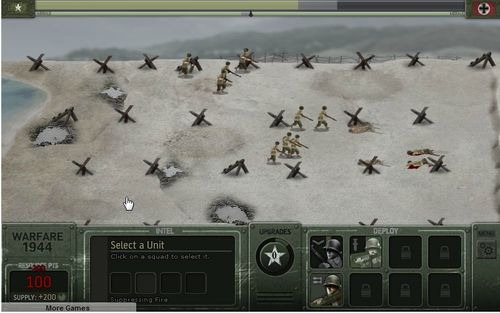 Warfare 1944-08