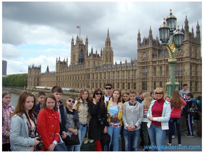 обучение летом в Великобритании