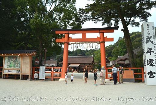 Glória Ishizaka - Kamigamo Shrine - Kyoto - 2