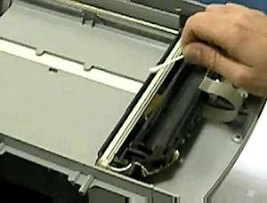 Fix HP 3300 3330 Scanner Bulb Warm Up Error (19)