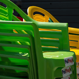Kiddy Chairs by Adele Southall - Artistic Objects Furniture ( Chair, Chairs, Sitting )