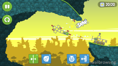badpiggies screenshot (3)