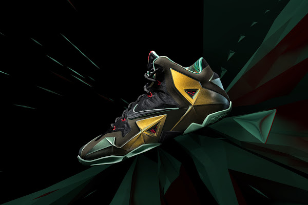 Nike Officially Unveils LEBRON 11 King8217s Pride Launches Oct 12