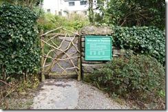 Townend gate