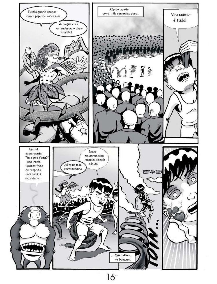 Mapinguari - Pagina 16