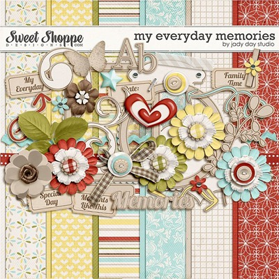 jady day freebie scrapbook