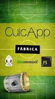 Screenshot of CuicApp