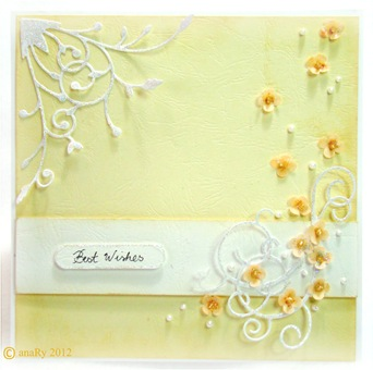 Lather and Vellum f paper By anaRy