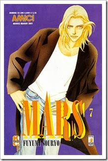 Mars-manga
