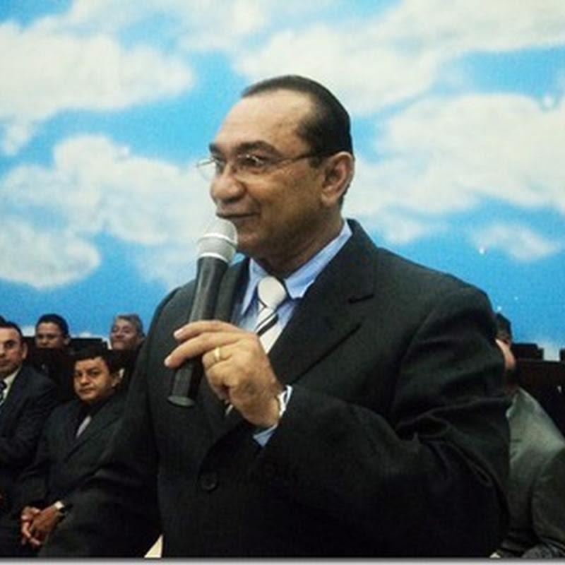 Pastor Jaime Mariano realiza Culto de Ação de Graças em Apodi-RN