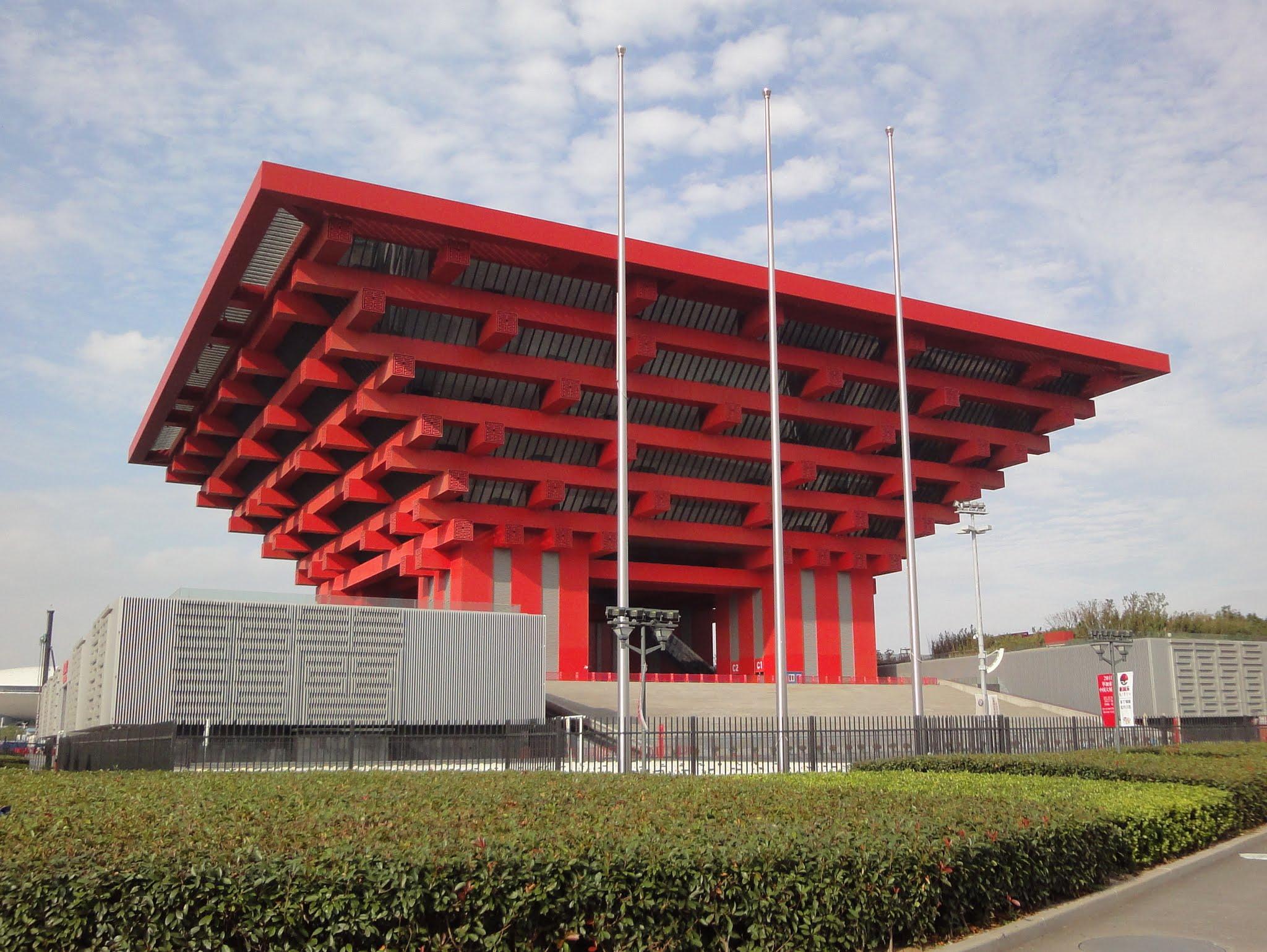 Pavillon chine couronne de l orient chine passion for Architecture chinoise